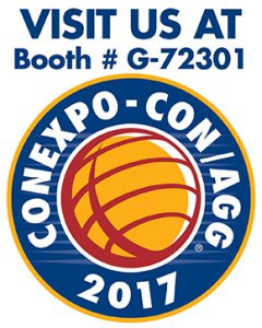 Visit Us At Conexpo 2017