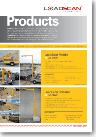 Loadscan products