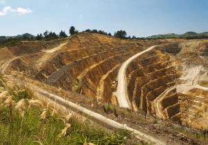 Newmont Gold Mine
