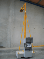 Portable load Volume Scanner