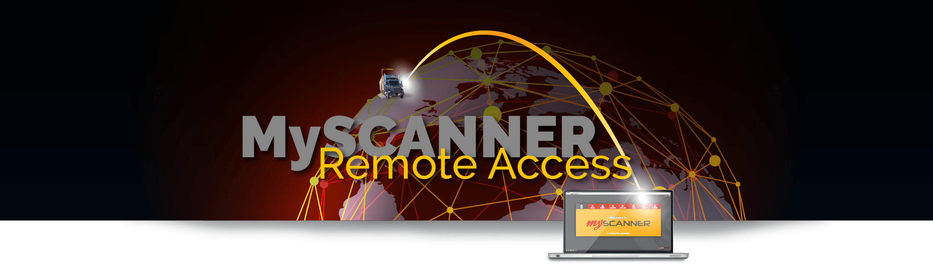 Loadscan MyScanner Remote Access