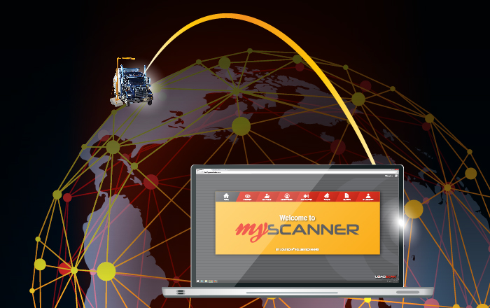 Loadscan MyScanner Remote Access subscription