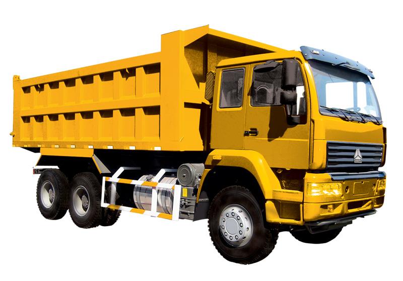 Dump Truck Volume