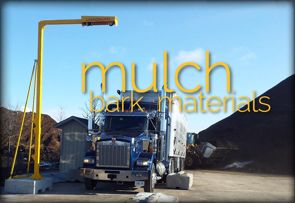Loadscan Bark & Mulch products