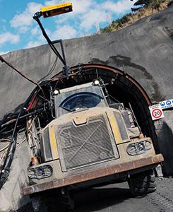 Newmont Waihi Gold Mine