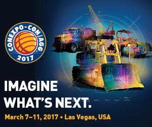 We'll be at ConExpo 2017