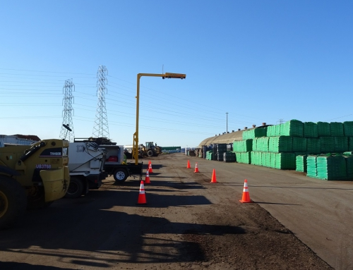 Install for Major Compost Facility in USA