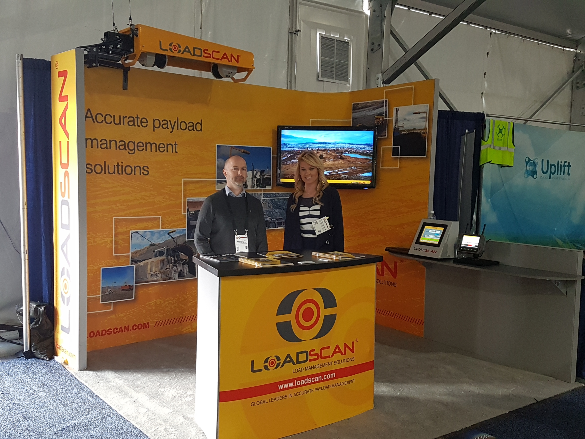 Loadscan attends ConExpo 2017