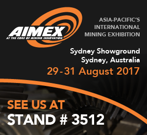 Visit us at Aimex August 2017