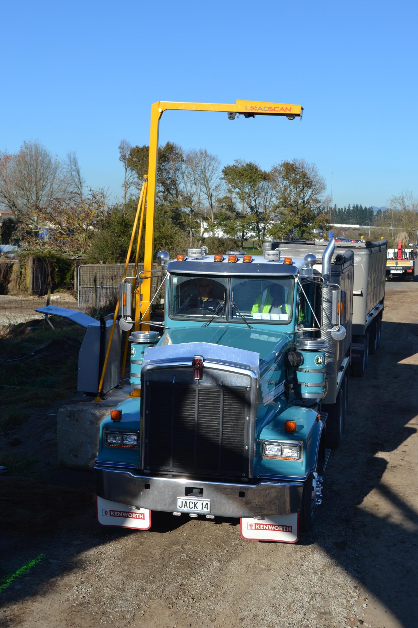 LVS installed at Central Soils