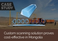 Custom scanning solution proves cost-effective in Mongolia