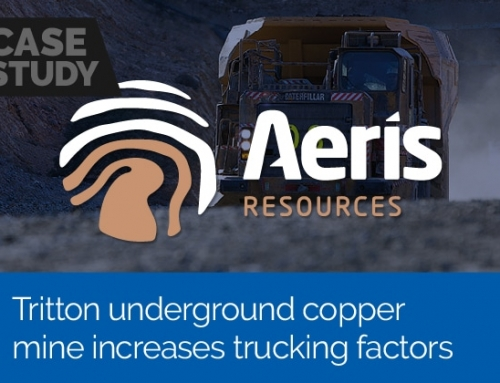 Tritton Copper Mine Australia – Case Study