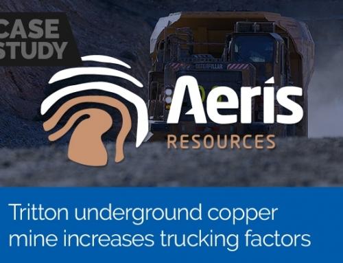 Tritton Copper Mine Australia – Case Study