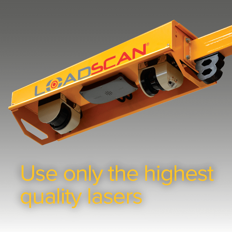 Use only the highest quality lasers