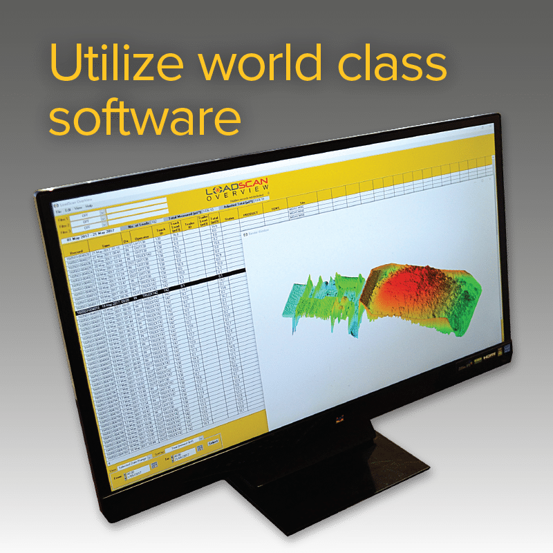 Utilize world class Overview software