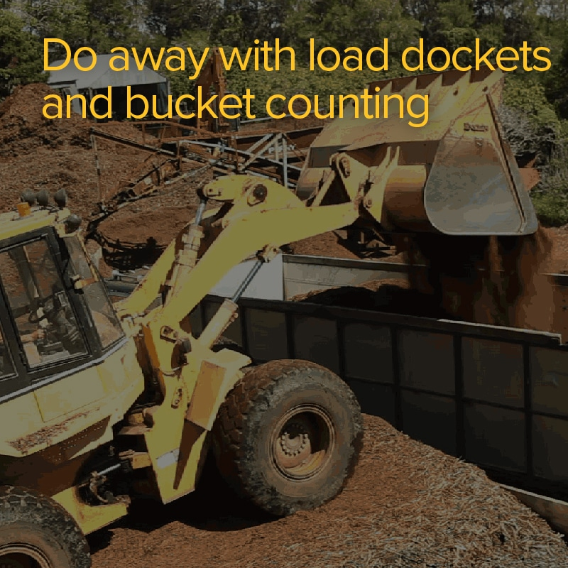 Do away with load dockets and bucket counting