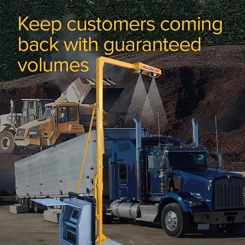Keep customers coming back with guaranteed volumes