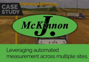 Leveraging automated measurement across multiple sites