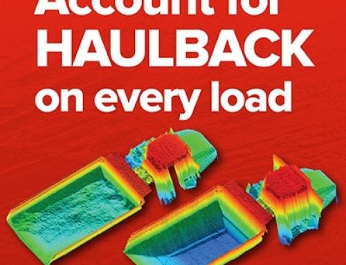Bin shape cause haulback?