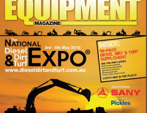 Loadscan featured in Earthmoving Equipment magazine