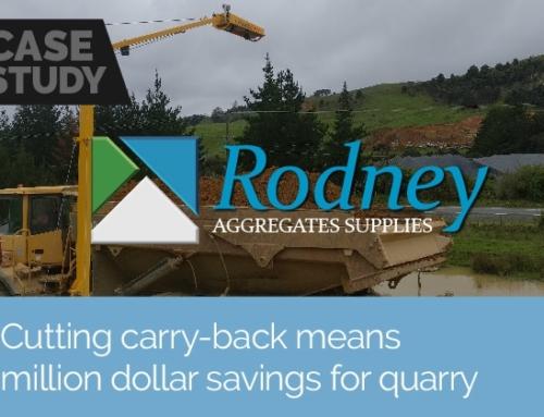 Rodney Aggregates New Zealand – Case Study