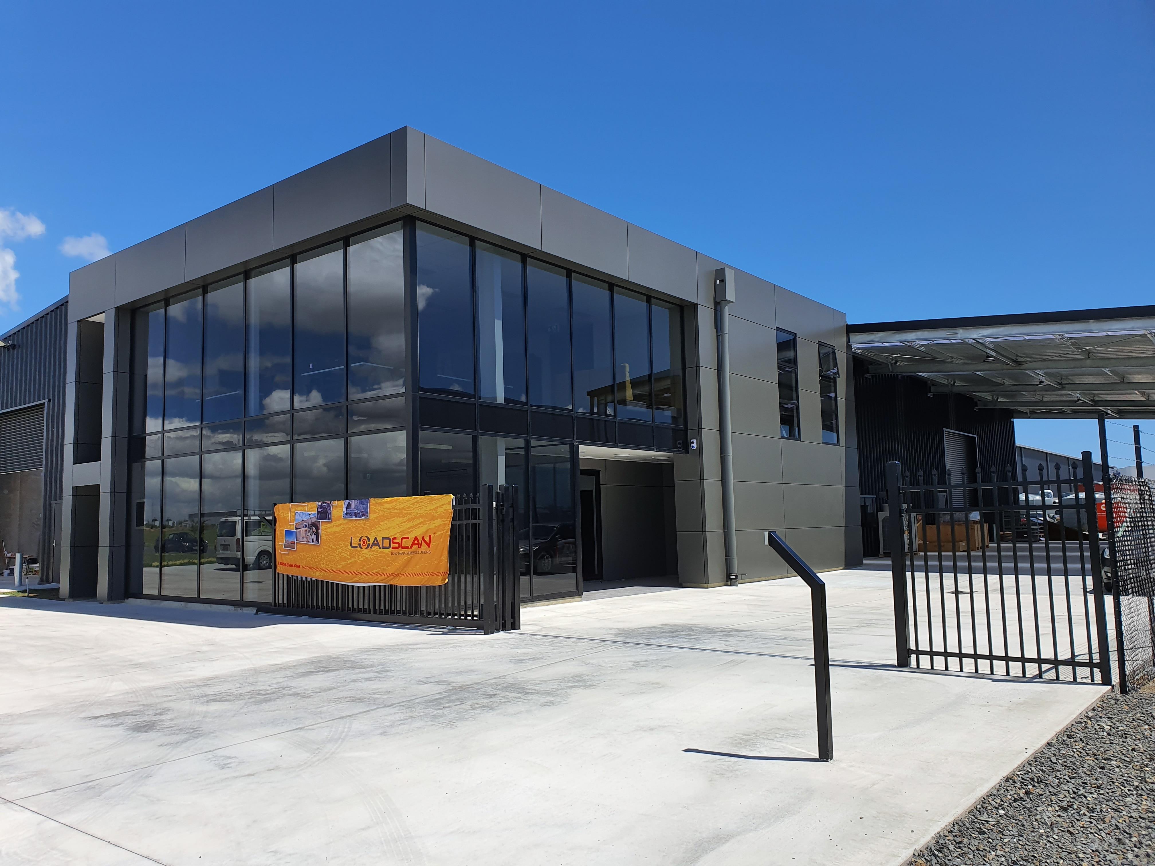 Loadscan Headquarters - Hamilton New Zealand