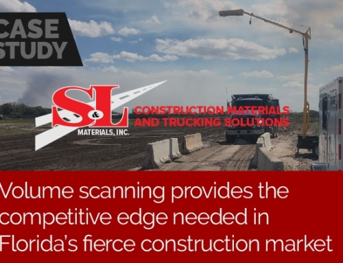 Volume scanning provides the competitive edge needed in Florida's fierce construction market