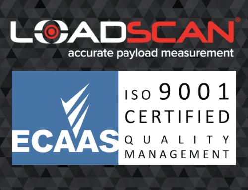 Loadscan achieves full ISO 9001 certification